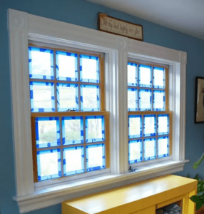 Painting Home Windows